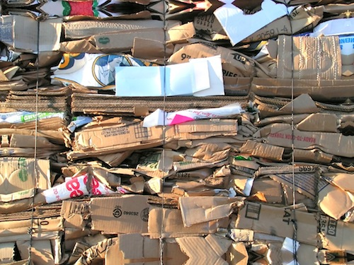 Should I Resell or Recycle Used Cardboard Boxes?