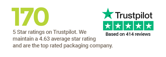 170 5-star ratings on Trustpilot